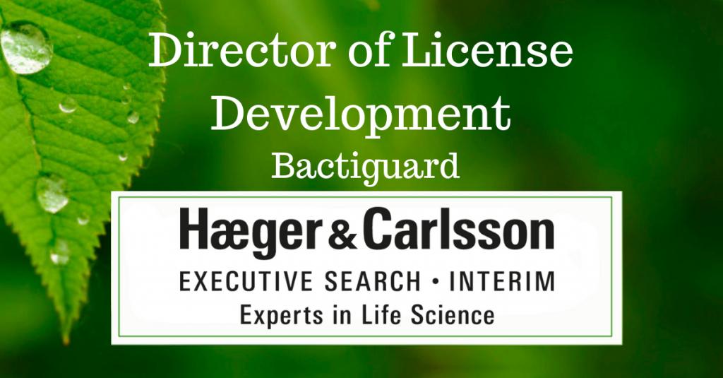 Director of License Development