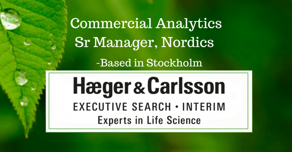 Commercial Analytics