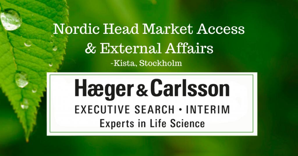 Nordic Head Market access