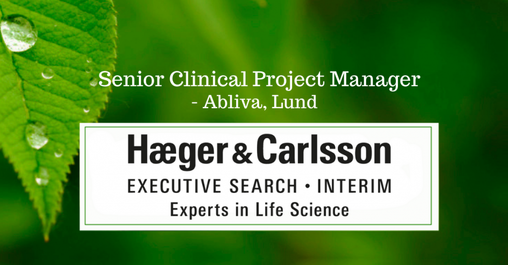 Senior Clinical Project Manager